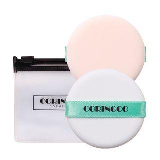 CORINGCO - Mint Air Cushion Puff 1pc
