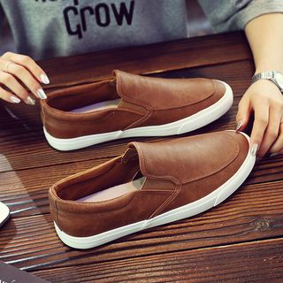 Solejoy - 仿皮輕便鞋