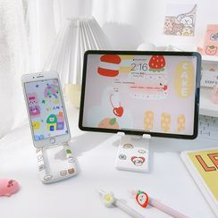 CloverCove - Foldable Plastic Tablet / Phone Stand