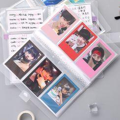 SOONERGO(スーナーゴー) - Instax Mini Photo Album