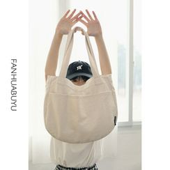 wallFLOWERz - Plain Canvas Tote Bag
