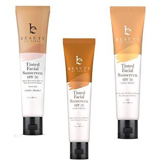 Beauty by Earth - Tinted Facial Sunscreen SPF 20