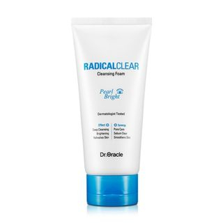 Dr. Oracle - Radical Clear Cleansing Foam Pearl Bright 120ml