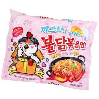 Samyang - Hot Chicken Stir Ramen Carbonara Flavor
