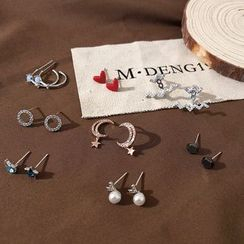 YUGGI - Alloy Earring (various designs)