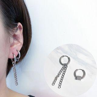 PANGU - 圈环耳环 (两款)