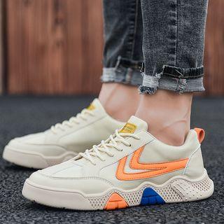 JACIN - Mesh Panel Sneakers