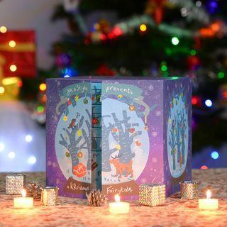 YesStyle Beauty Box 'A KRistmas Fairytale' Beauty Advent Calendar