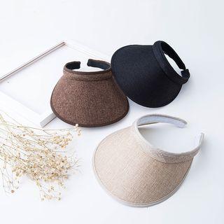 Hat Society - 稻草遮阳帽