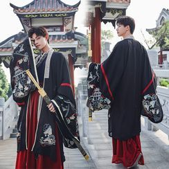 RIMIA - Traditional Chinese Cosplay Top / Jacket / Skirt / Set