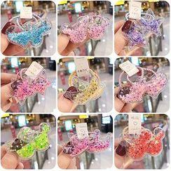 Fairy Floss - Kids Sequined Hair Tie (various designs)