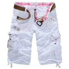 Aozora - Cargo Pocket Shorts