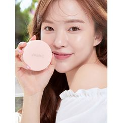 Peach C - Base de maquillaje en formato cushion Honey Glow Cover Cushion (3 colores)