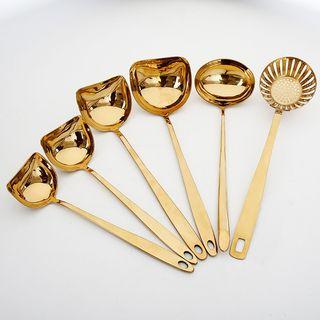 Nestal - 不锈钢汤勺 / 过泸漏勺