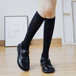 lunathreads - Crew Socks / Knee-High Socks