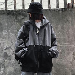 Shineon Studio - Couple Matching Zip Hoodie / Hoodie