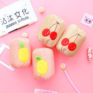 Eranso - Kids Fruit Print Arm Sleeves
