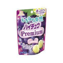 Morinaga - 森永Hi-Chew高級紅提味軟糖 35g