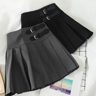 Miss Puff - Mini Pleated Skirt