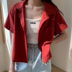 OCTALE - Elbow-Sleeve Shirt