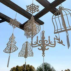 DAILYCRAFT - Paper Cutting Hanging Decoration