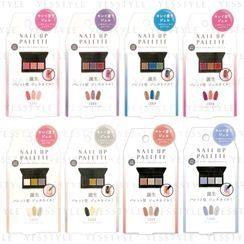 Beauty World - Poligelica Nail Up Palette - 6 Types