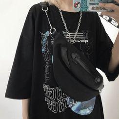 Porstina - Couple Matching Nylon Belt Bag