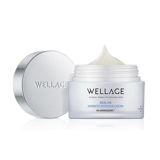 WELLAGE - Real HA Hydrate Intensive Cream