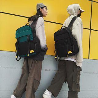 Mulgam - Square Canvas Backpack