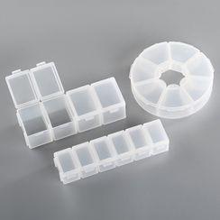 GLeads - Plastic Pill Box