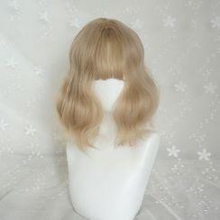 Jellyfish - Medium Full Wig - Wavy