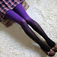 Kuromori - Two-Tone Tights