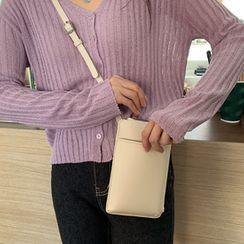 FROMBEGINNING - Mobile Phone Crossbody Bag
