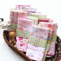 Rabenda - Floral Print Handkerchief