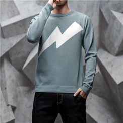 Agamemnon - Patterned Sweater