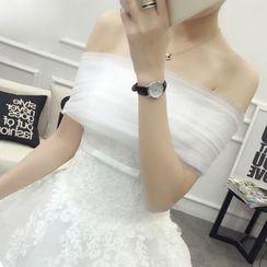 Ipuna - Mesh Bridal Wrap
