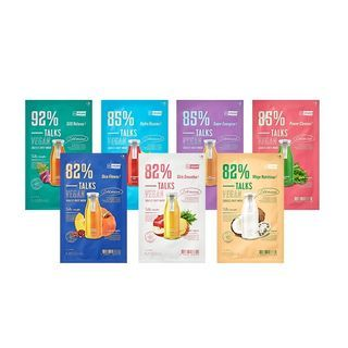 MISSHA - Talks Vegan Squeeze Sheet Mask - 7 Types