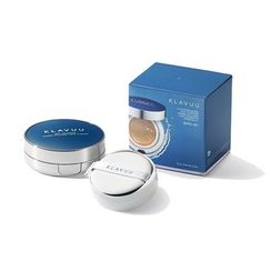 KLAVUU - Blue Pearlsation High Coverage Marine Collagen Aqua Cushion - 2 Colors