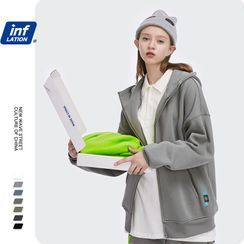 Newin - Unisex Loose-Fit Parka in 7 Colors
