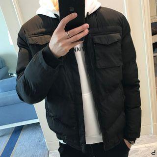 Lebima - Padded Zip Jacket