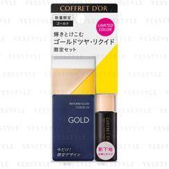Kanebo 佳麗保 - Coffret D'or Reform Glow Liquid UV Gold SPF 23 PA++ Limited Set