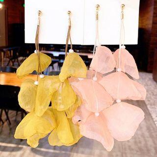 Kulala - Flower Drop Earring