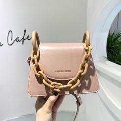 Szeta - Chained Crossbody Bag