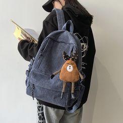 MUSIS - Corduroy Backpack