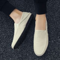 BELLOCK - 麻布轻便鞋