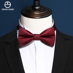 DEVEN HOME - Plain  Bow Tie