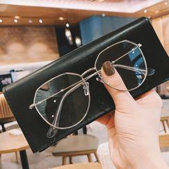 MOL Girl - 多边形金属眼镜