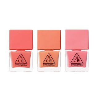3CE - Nail Lacquer Mood For Blossom Edition - 3 Colors