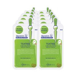 Mediheal - Tea Tree Care Solution Essential Mask EX Set