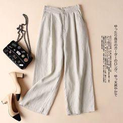 Coheat - Wide Leg Pants